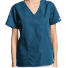 Cover Image for RN UNISEX TOP-BLUE