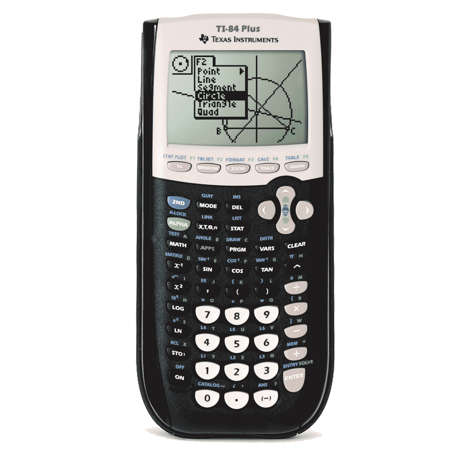 Image For TI 84 PLUS GRAPHING CALC