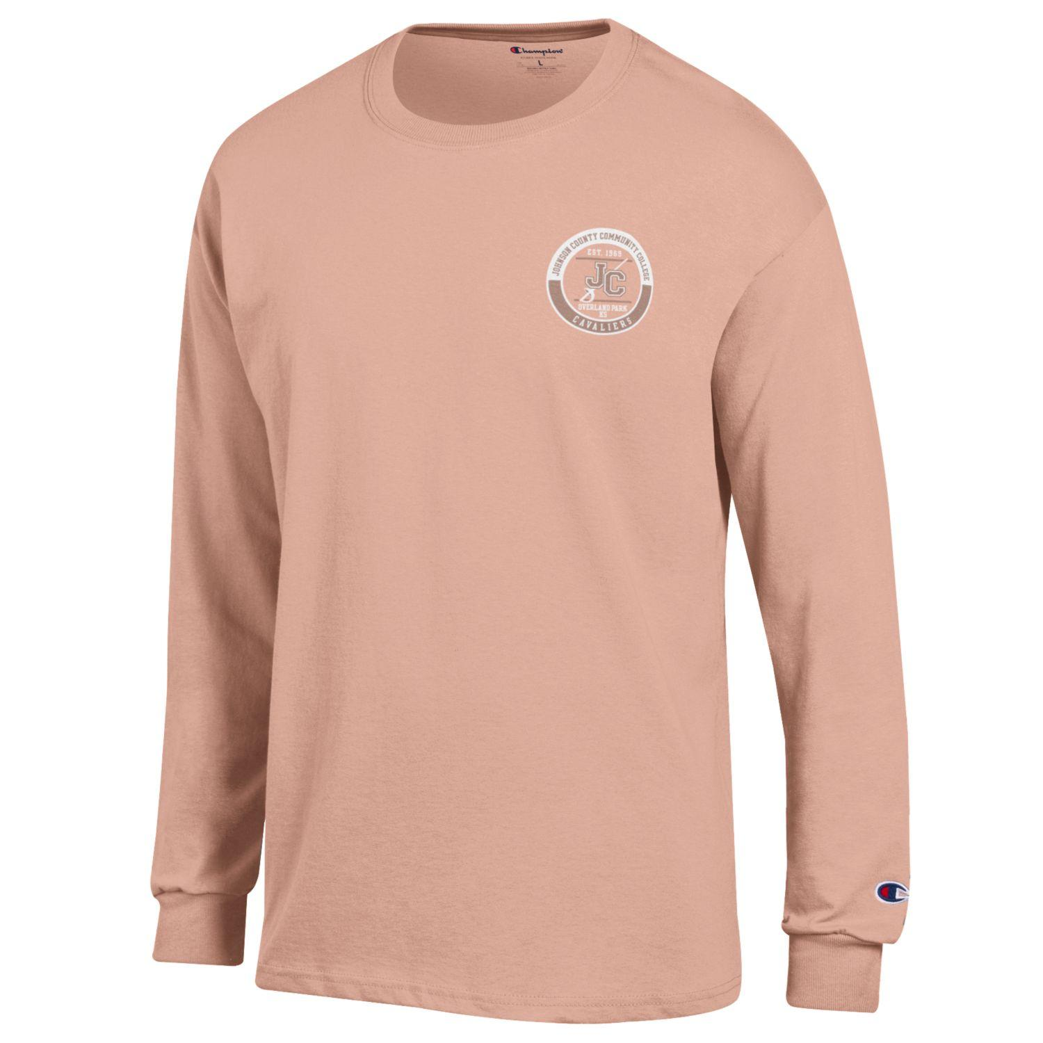 Image For CHAMPION LS JERSEY TEE
