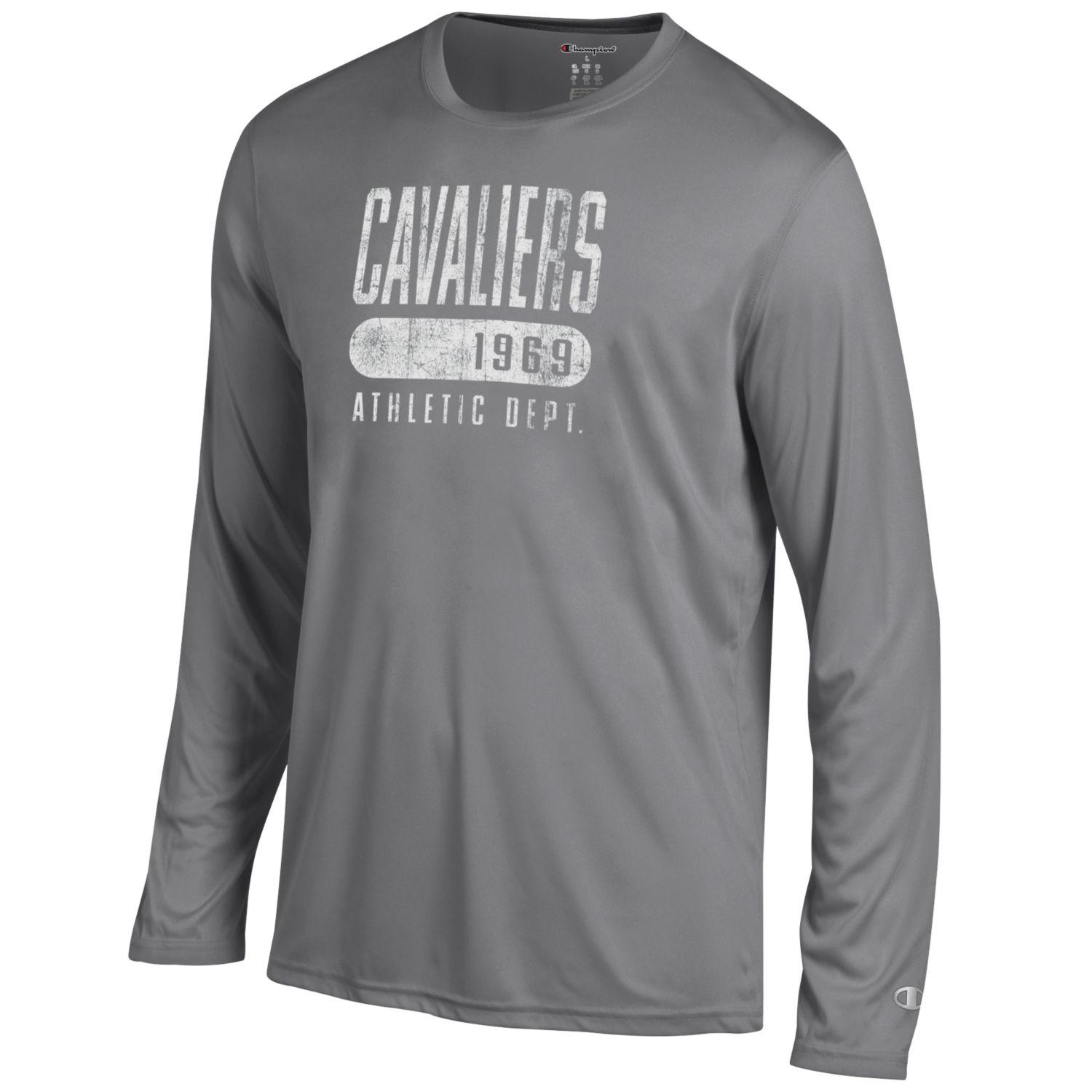 Image For CHAMPION ATHLETIC LS TEE