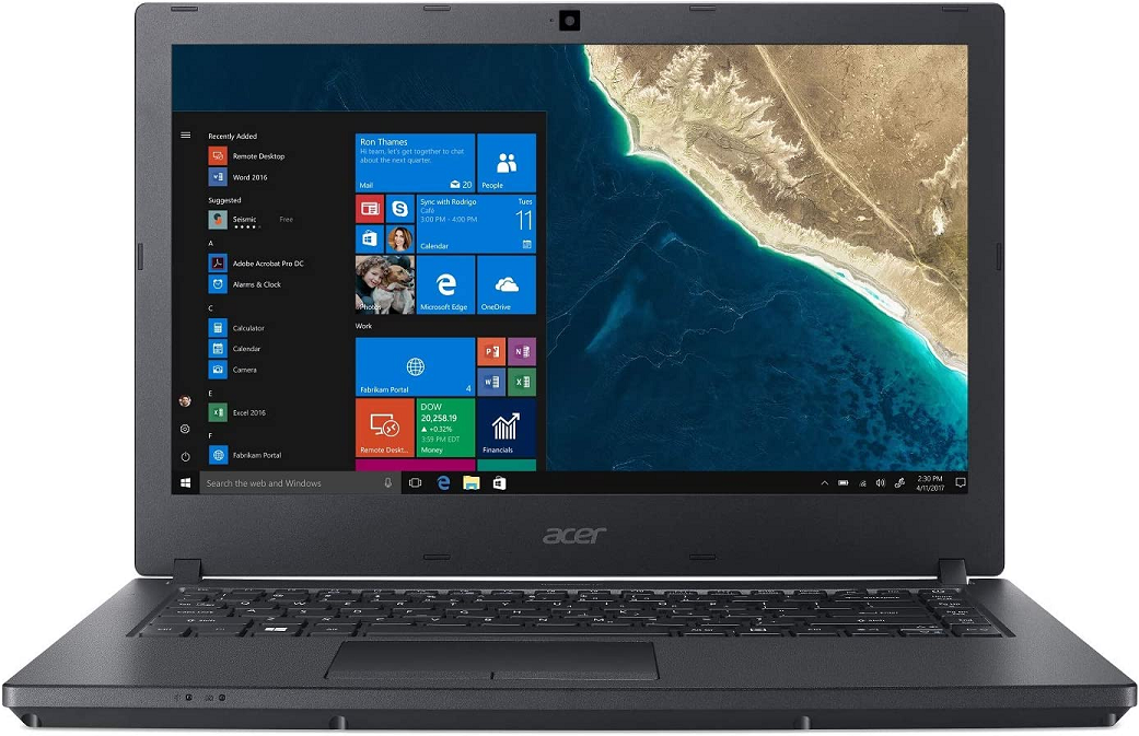 Image For LAPTOP ACER TRAVEL MATE 15.6 NOTEBOOK